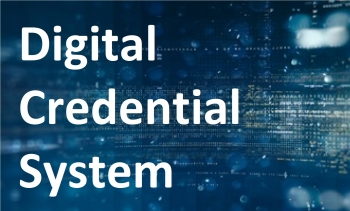 Digital Credential System